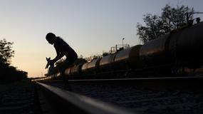 Od 15 lat żyją w wagonie kolejowym