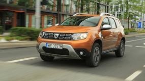 Dacia Duster 1.6 SCe - test długodystansowy cz.1