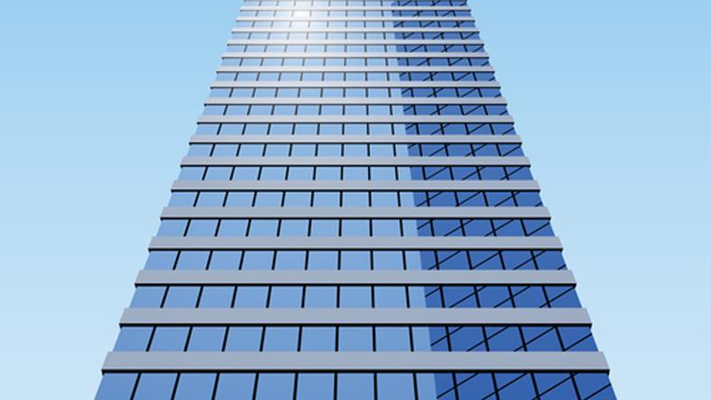 Az ötödik emeletről vetette le magát/ Fotó: Northfoto