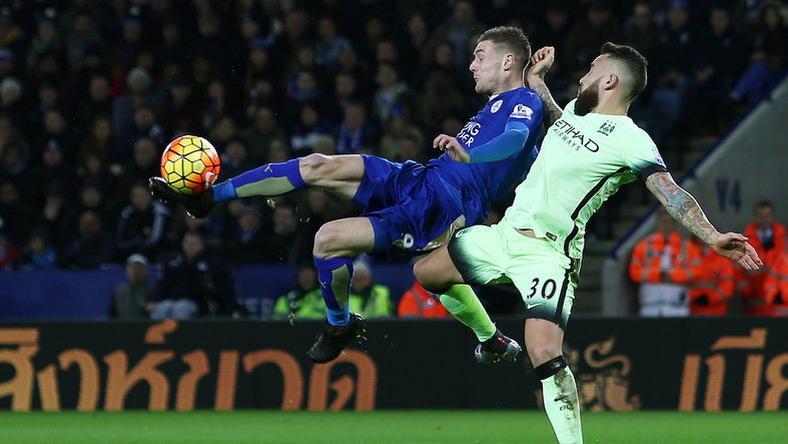 Még mindig listavezető a Leicester /Fotó: AFP