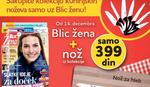 """Blic žena"" i nož samo 399 dinara"