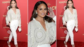 Best Look: Chrissy Teigen w zestawie Mario Dice