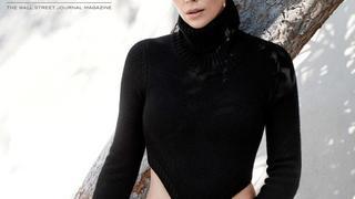 """Seksowna Charlize Theron na okładce """"WSJ"""""""