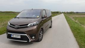 Toyota Proace Verso – test długodystansowy (cz. 2)