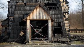 Spłonął zabytkowy drewniany kościół w Libuszy