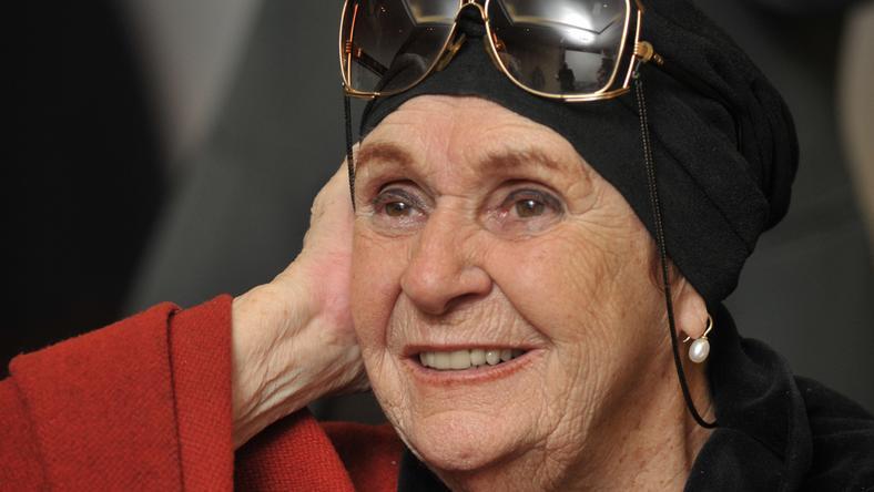 Psota Irént, a Nemzet Színészét hetekig kórházban ápolták csonttöréssel/ Fotó: RAS Archívum