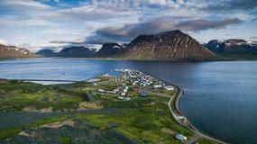 Surowe piękno Islandii na znakomitych zdjęciach z drona Jakuba Połomskiego