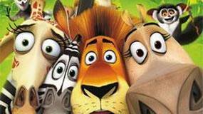 """""""Madagaskar 2"""" w telewizji nowej generacji n"""