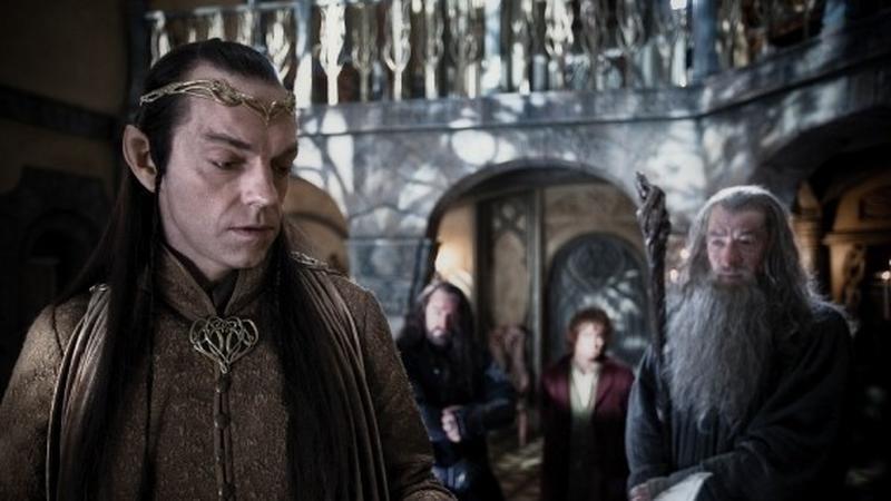"""""""Hobbit: Niezwykła podróż"""" - fot. kadr z filmu"""