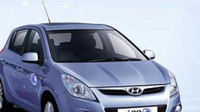 Paryż 2008: Hyundai i20 oraz i20 blue mają podbić Europę (wideo)