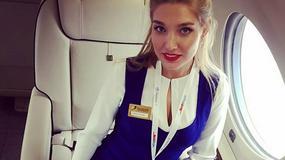 23-latka otrzymała tytuł najlepszej stewardessy w Rosji