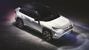 Toyota RAV4 - debiut piątej generacji