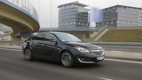 Jak jeździ Opel Insignia 1.6 Turbo po liftingu?