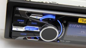 Sony DSX-S200X: radio do iPoda