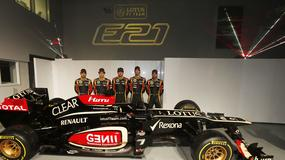 Lotus F1 Team przedstawił model E21