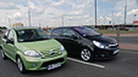 Opel Corsa i Citroen C3 - Nowocześnie i nostalgicznie