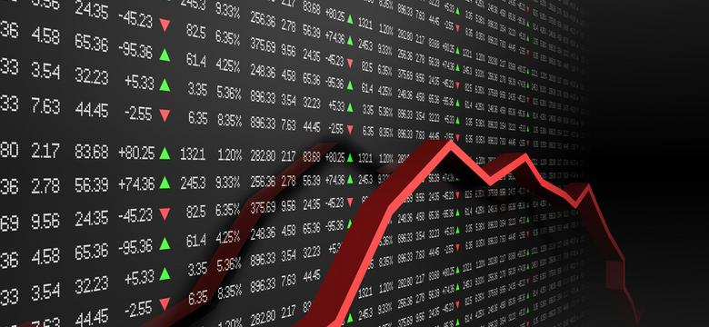 W Europie spadki indeksów