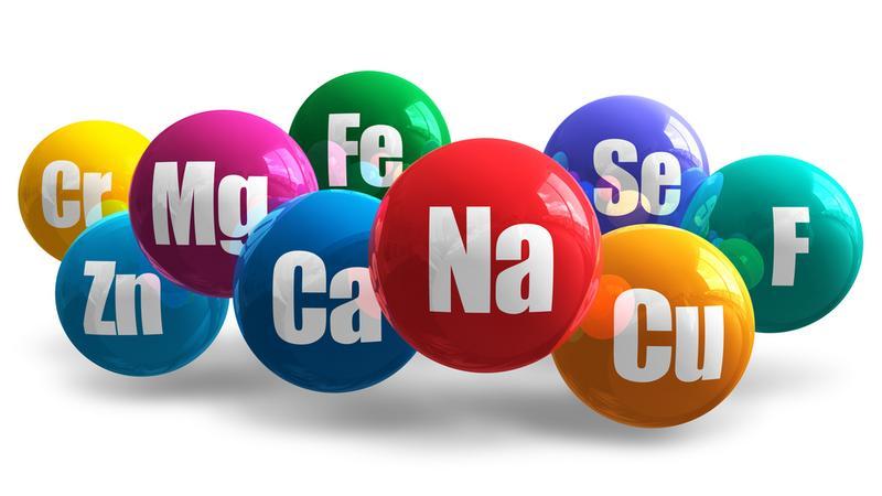 Witaminy i składniki mineralne dla trenujących