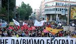 """SLUČAJ SAVAMALA Inicijativa """"Ne da(vi)mo Beograd"""": Protesti na svake dve nedelje"""