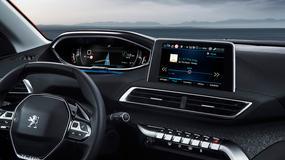 Nowy Peugeot 3008: zawsze w kontakcie