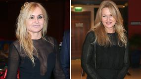 Grażyna Torbicka i Monika Olejnik na salonach. Która wyglądała lepiej?