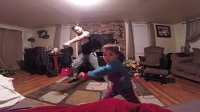 Hit internetu: profesjonalny tancerz pokazuje co potrafi jego 4-letni synek