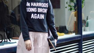 Must have: różowe spódnice