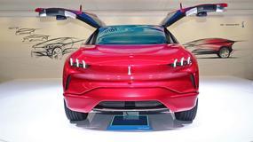 IAA Frankfurt 2017: Wey XEV Concept – chiński konkurent Tesli Model X