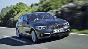 Jeszcze wykwintniej skrojone - BMW serii 1 po liftingu