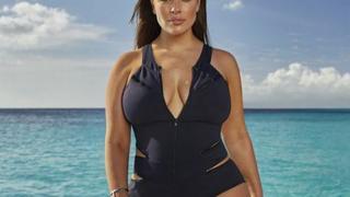 Ashley Graham zaprojektowała stroje kąpielowe plus size