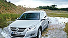 Volkswagen Tiguan - Karty już odkryte!