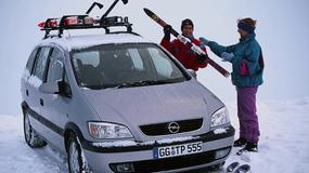 Praktyczne sposoby na wożenie nart w aucie