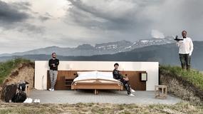 Unikalny nocleg w szwajcarskich Alpach. Hotel bez dachu pod gwiazdami