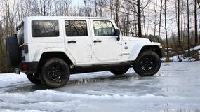 Szkoła jazdy 4x4: gdy sypnie śniegiem