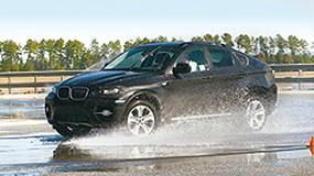BMW X6 - SUV na sportowo