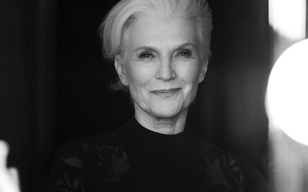 68-letnia modelka, która podbiła Paryski Tydzień Mody