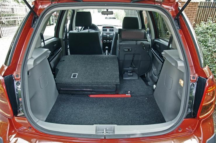 Fiat Sedici Vs Suzuki Sx