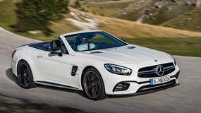 Mercedes-Benz SL 2016– nowe zdjęcia