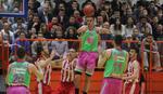 NBA SVE PRATI Dva predstavnika najjače lige na meču Zvezda - Mega /FOTO/