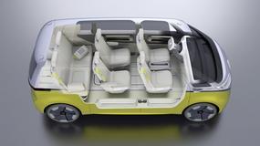 Volkswagen I.D. Buzz – elektryczny prawnuczek Ogórka