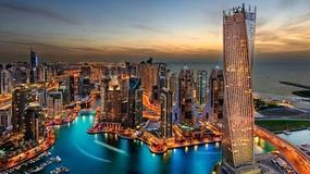 Zjednoczone Emiraty budują sztuczną górę