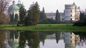 Polska - Pałac w Krasiczynie