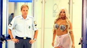 Półnaga Lady Gaga w Atenach
