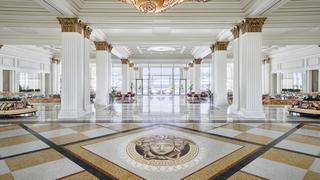 Witamy w Palazzo Versace!