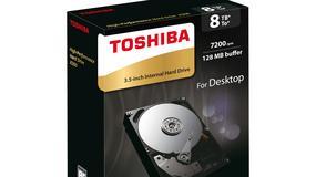 Dysk twardy 8TB od Toshiby dla wymagających użytkowników