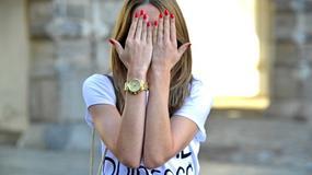 Kasia Tusk: ta stylizacja to efekt zmian w mojej szafie