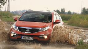 Kia Sportage 2.0 CRDI XL 4WD: Będzie numerem jeden?