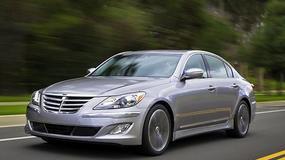 Hyundai atakuje klasę premium