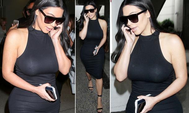 Okulary w stylu Kim Kardashian