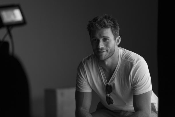 Syn Clinta Eastwooda w roli modela